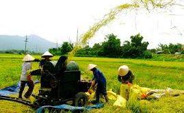Chương trình mục tiêu quốc gia nông thôn mới