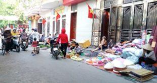 Mức phí sử dụng vỉa hè ở tỉnh Quảng Nam