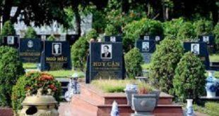 Quy định về quản lý nghĩa trang