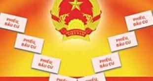 Bầu cử hội đồng nhân đân