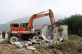 Buộc khôi phục lại tình trạng của đất trước khi vi phạm