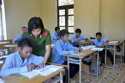 Hướng dẫn biện pháp đưa vào trường giáo dưỡng