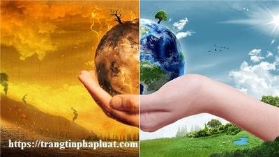 Giải pháp phòng chống biến đổi khí hậu