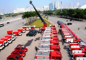 tăng cường công tác phòng cháy, chữa cháy (PCCC) tại khu dân cư