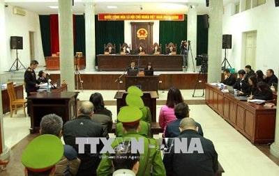Thẩm quyền xét xử của Tòa án nhân dân các cấp