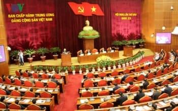 Nghị quyết số 26-NQ/TW ngày 19/5/2018 của Hội nghị lần thứ 7, Ban Chấp hành Trung ương Đảng Cộng sản Việt Nam khóa XII về tập trung xây dựng đội ngũ cán bộ các cấp, nhất là cấp chiến lược đầy đủ phẩm chất, năng lực và uy tín, ngang tầm nhiệm vụ.