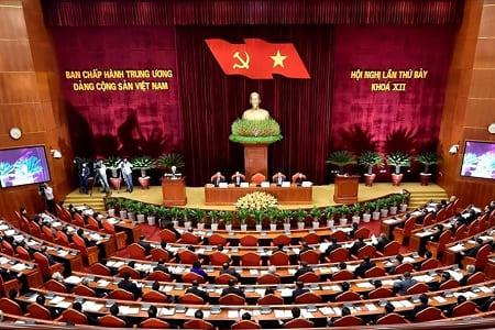 Nghị quyết số 28-NQ/TW của Hội nghị lần thứ 7 Ban Chấp hành Trung ương Đảng Cộng sản Việt Nam khoá XII về cải cách chính sách bảo hiểm xã hội
