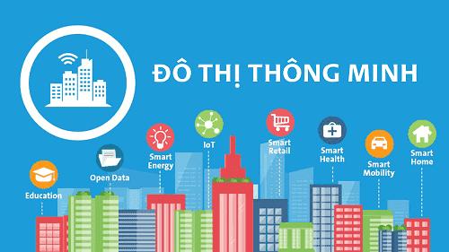 Đề án phát triển đô thị thông minh bền vững Việt Nam