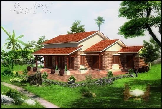 Nhà ở riêng lẻ là nhà ở được xây dựng trên đất ở