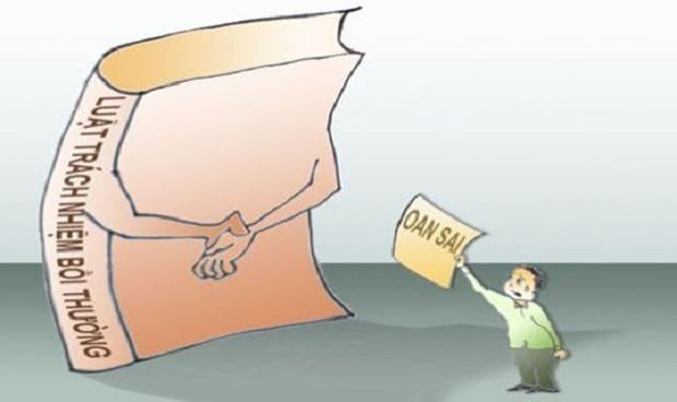 Tìm hiểu Luật Trách nhiệm bồi thường của nhà nước