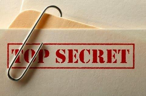 Quy định bí mật nhà nước