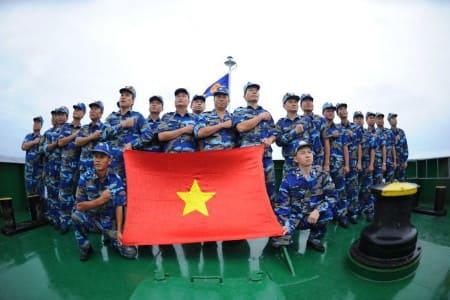 Luật Cảnh sát biển Việt Nam 2018