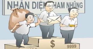 Bài giảng tuyên truyền Luật phòng, chống tham nhũng