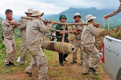 Nghị định số 18/2019/NĐ-CP của Chính phủ : Về quản lý và thực hiện hoạt động khắc phục hậu quả bom mìn vật nổ sau chiến tranh