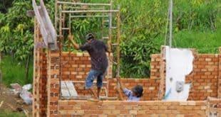 Công trình ở nông thôn được miễn phép xây dựng