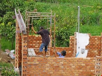 Quy định xử phạt hành vi xây dựng không phép