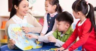 Chính sách đối với giáo viên mầm non