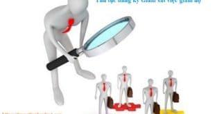 Thủ tục đăng ký giám sát việc giám hộ