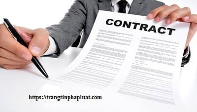 Biểu mẫu hợp đồng làm việc xác định thời hạn