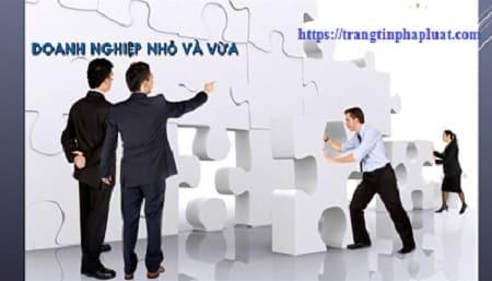 Nghị định 39/2019/NĐ-CP Quỹ hỗ trợ doanh nghiệp nhỏ và vừa