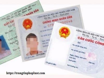 Quy định về đổi giấy tờ cá nhân khi sắp xếp đơn vị hành chính cấp huyện, xã