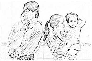 Thủ tục đăng ký khai sinh cho con riêng