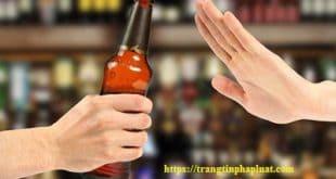 Luật phòng, chống tác hại của rượu bia