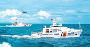 Bộ câu hỏi trắc nghiệm tìm hiểu pháp luật về biên giới quốc gia và môi trường biển
