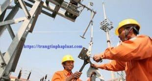 Quy định về cắt điện, cắt nước công trình vi phạm