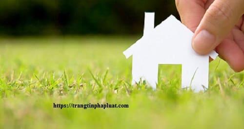 Quy định về ghi nợ tiền sử dụng đất của hộ gia đình cá nhân