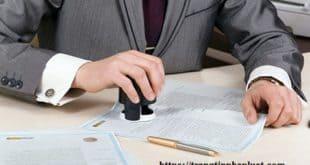Vướng mắc trong chứng thực chữ ký giấy tờ, văn bản song ngữ