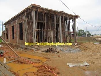 Hướng dẫn xử phạt xây dựng nhà trên đất nông nghiệp