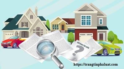 pháp luật về quyền sở hữu tài sản ở Việt Nam
