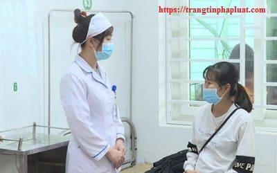 Tài liệu thi viên chức y tế Bệnh viện hữu nghị Đa khoa Nghệ An