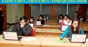 Tài liệu thi viên chức tỉnh Quảng Ninh 2020