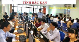 Tài liệu ôn thi công chức hành chính tỉnh Bắc Kạn năm 2021